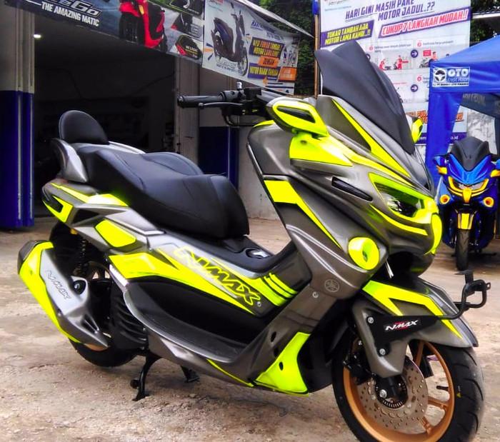 Jual Kredit Motor Yamaha Nmax Predator Abs All New 2019 Jabodetabek Dki Jakarta Mengkudu Motor Tokopedia