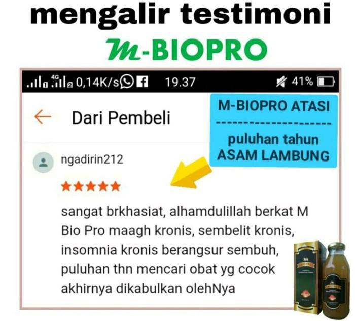 Foto Produk M BIOPRO Obat Sembelit Susah Buang Air Besar BAB - Diare Mbiopro dari Tasik Store