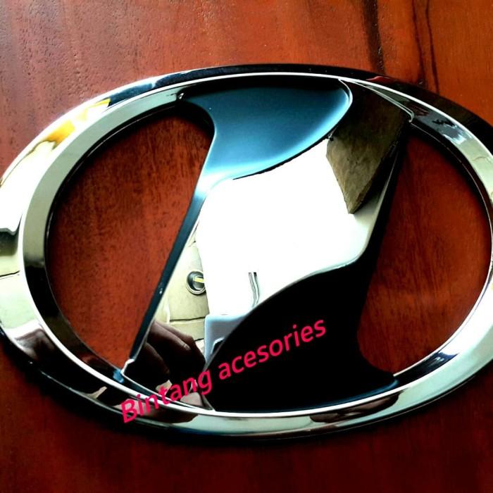 Foto Produk EMBLEM Logo Toyota Vits Model Yaris Ukuran 10.12.13.14.15.16 dari bintang acessories