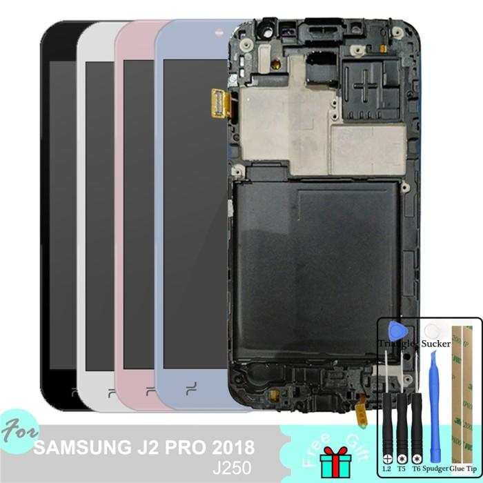 Jual TFT LCD For Samsung Galaxy J2 Pro 2018 J250 J250F SM-J250F/DS Touch -  Kota Surabaya - Panama Mart | Tokopedia