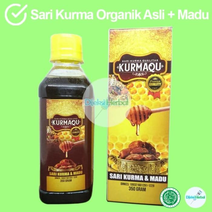 Foto Produk Madu Kurma KURMAQU Untuk Stamina Ibu Hamil Menyusui dari Dijeksi Herbal