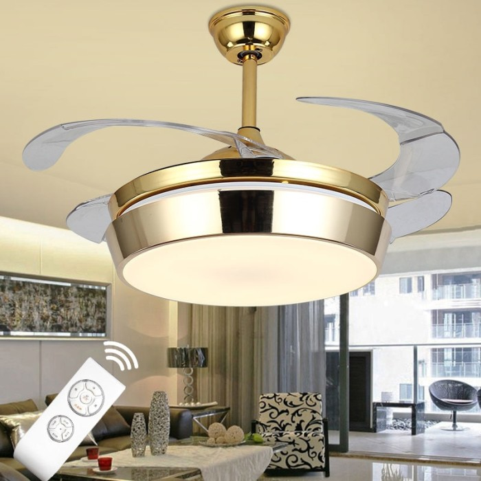 Jual Rare Modern Ceiling Fan Ventilador