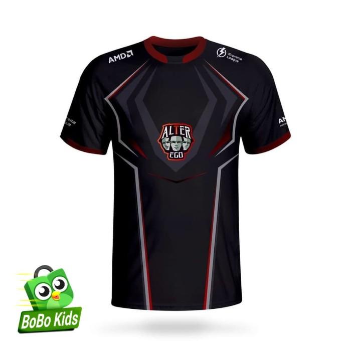 Jual Jersey Gaming AlTer Ego ESport Free Nick Name Logo ML AOV Dota 2 PUBG  - Kota Bandung - BoBo Kids Official   Tokopedia