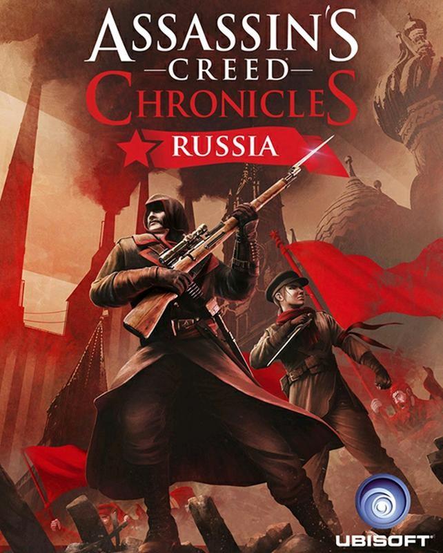 Jual Assassins Creed Chronicles Russia Jakarta Barat