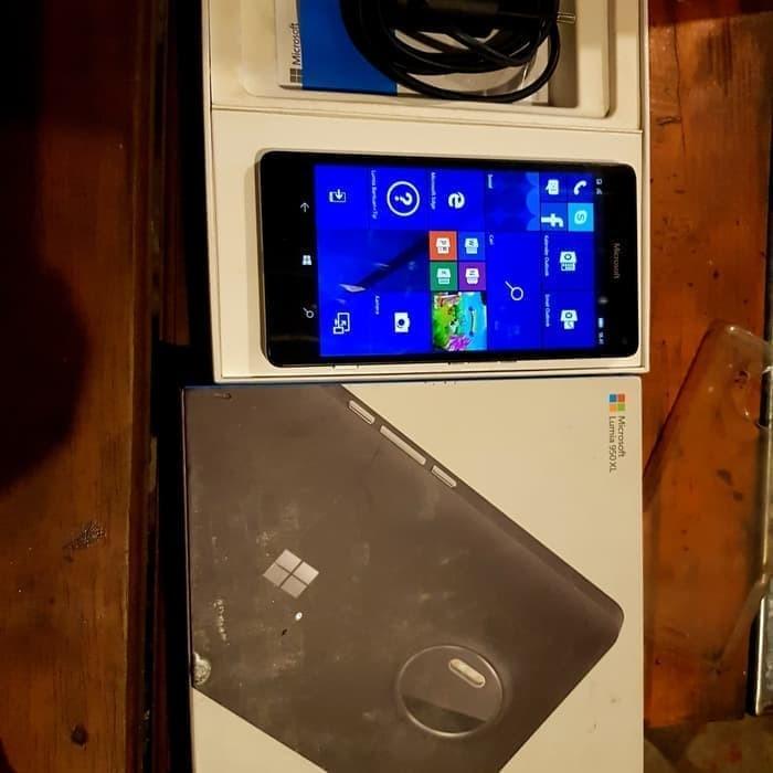 Foto Produk nokia lumia 950 XL bukan xiwomi sony samsung dari den storees