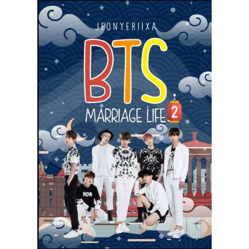 harga Bts marriage life season 2 - (bonus:totebag postcard ttd penulis) Tokopedia.com