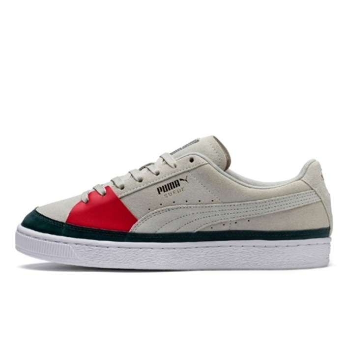 chaussures de séparation fa1bc 1b1c8 Jual Sepatu Sneakers Puma Suede Skate White Hibiscus Original 36924103 -  Kota Bandung - Ncr Sport - OS | Tokopedia