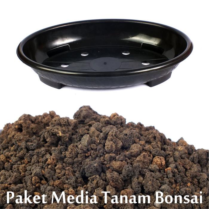 Jual Paket Bonsai Pot Media Tanam Pasir Malang Kota Blitar