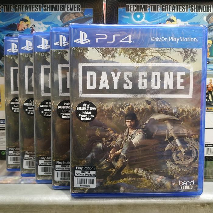 Jual Days Gone PS4 - Jakarta Pusat - Ultimated Games | Tokopedia