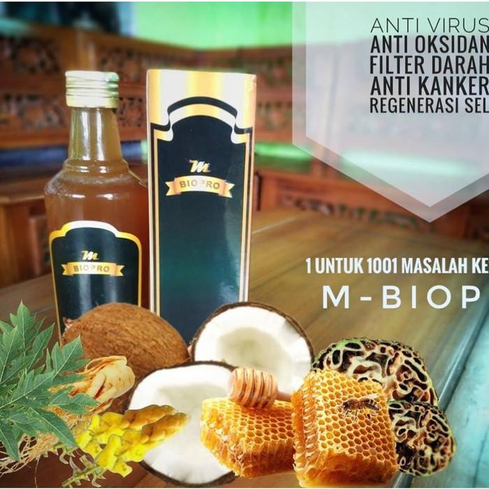 Foto Produk M-BIOPRO Obat 1001 Macam Penyakit 100% Asli BPOM-M Bio Pro-Mbiopro dari Tasik Store