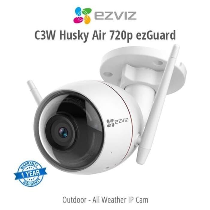 Ezviz Husky C 720p Outdoor Wi-Fi Bullet Camera with Night Vision