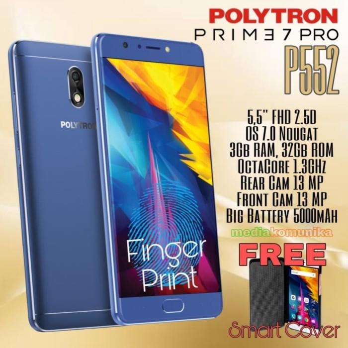 Jual Polytron Prime 7 Pro P552 Android 4g 5 5 Ram 3gb Rom 32gb