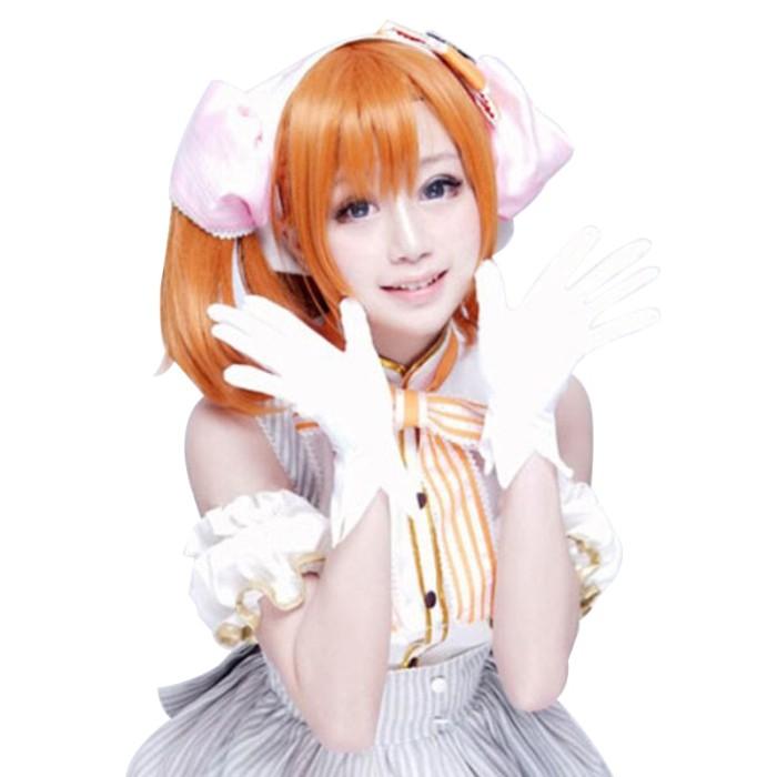 LoveLive Tojo Rin Eli Umi Maki Minami Niko Honoka Wedding Cosplay Headwear Crown