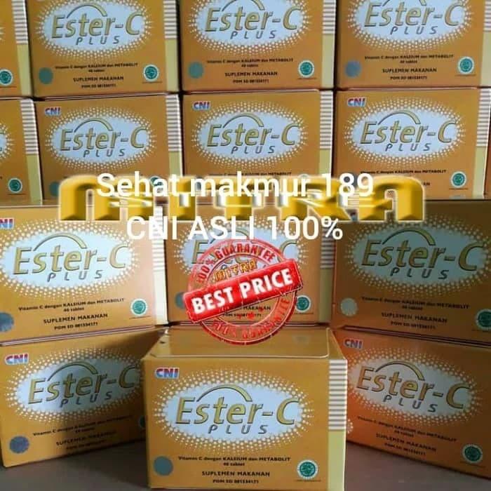 Foto Produk Ester C plus cni 40.s dari Sehat Makmur 189
