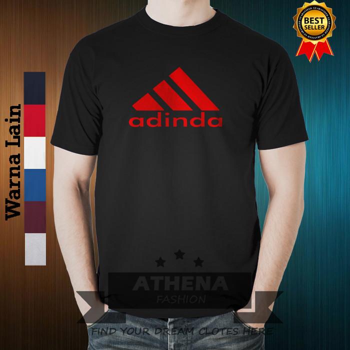 Jual Tshirt Kaos Baju Plesetan Adinda Murah Berkualitas Premium