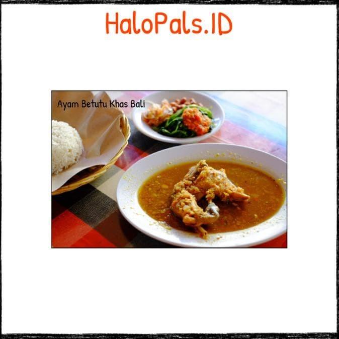 Jual Hot Sale Ayam Betutu Khas Bali Gilimanuk Food Postcard