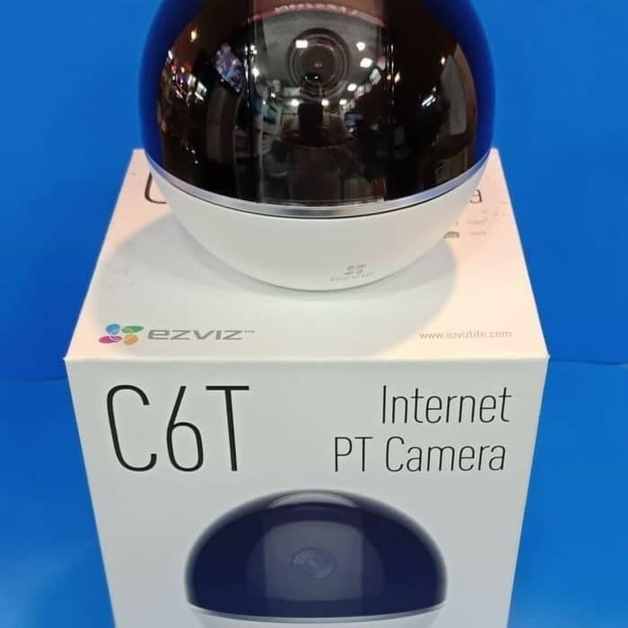Foto Produk EZVIZ C6T Mini 360 Plus 1080P 2MP IP dari MMPCCTV