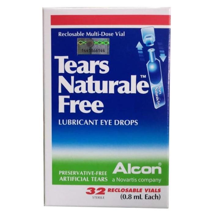 harga Alcon tears naturale reclosable 32 recloseble vials 0.8ml Tokopedia.com