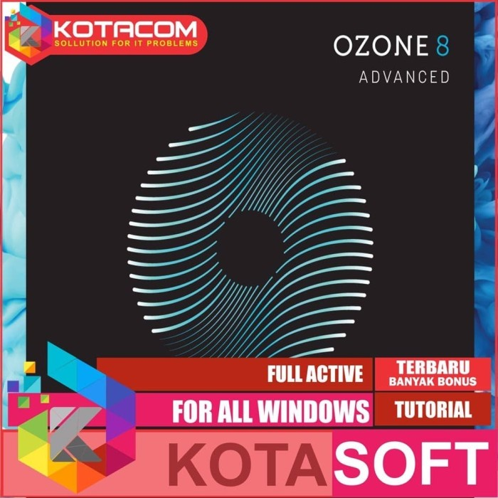 Jual Plugin iZotope Ozone 8 Advanced Latest Soundbanks Full Version Final -  Jakarta Barat - ReamorLink | Tokopedia