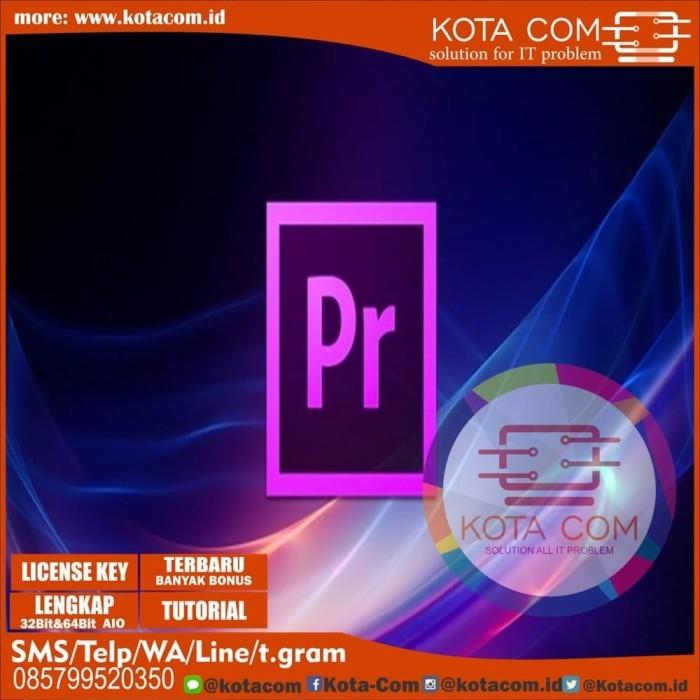 Jual Flashdisk Adobe Premiere Pro CC 2019 Effect Template plugin Lengkap -  Jakarta Barat - ReamorLink | Tokopedia