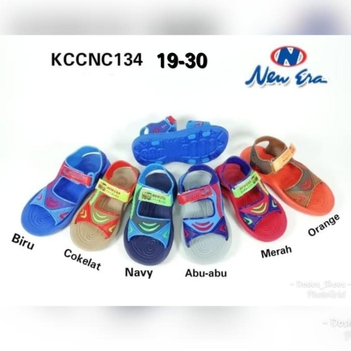 Jual Sepatu Sandal Anak Laki Laki Sendal Gunung New Era Cn 134