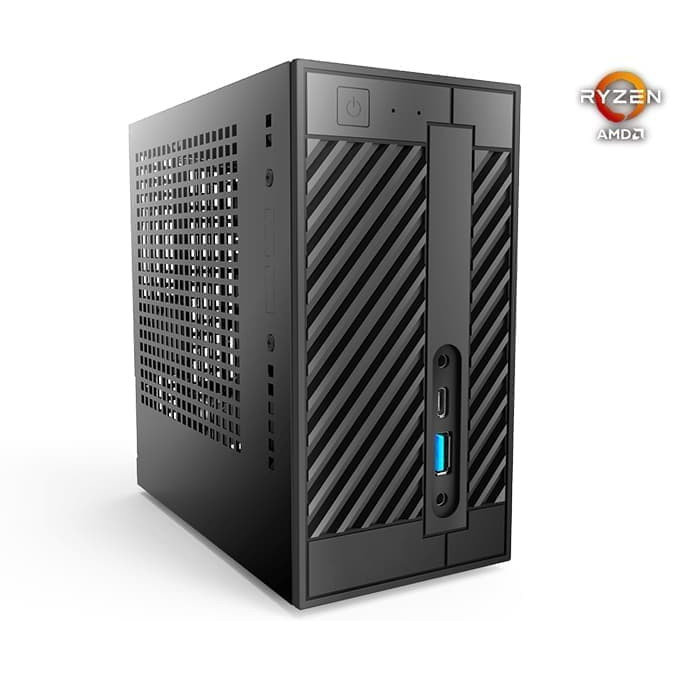 Foto Produk ASROCK ZEN PC Deskmini A300 Series (AMD Zen Powered PC) dari Yoestore