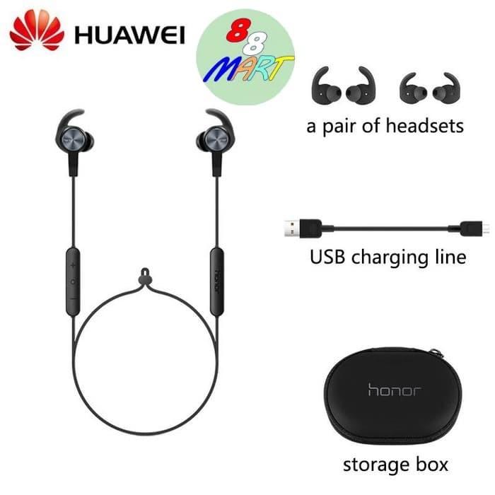 1b63dfb8f29 Jual Huawei Handsfree Bluetooth Original Honor X Sport Am61 Earphone - Kota  Administrasi Jakarta Pusat - 88 Mart | Tokopedia