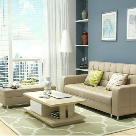 Jual Sofa Minimalis Ruang Tamu Kecil Kab Cilacap Nur Sofa