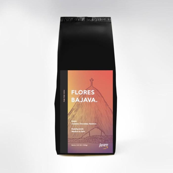 Foto Produk Arabica Flores Javaro 250gr (Bean/Bubuk) dari Javaro Coffee Shop