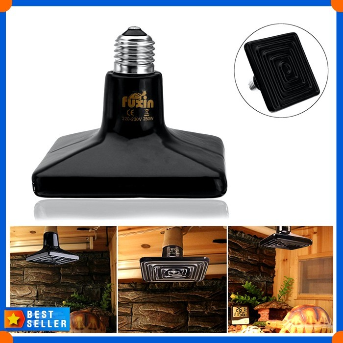 Bogget Fast Reptile UVB Reptile Tonic Light Bulb 13W For Reptile Heating