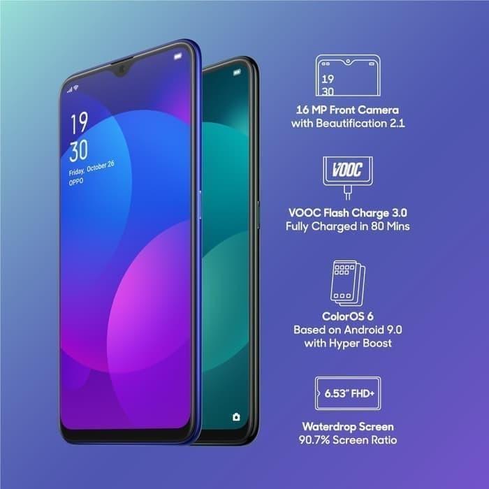 Info Harga Handphone Android Hp Oppo F11 4 128gb Garansi Resmi Oppo