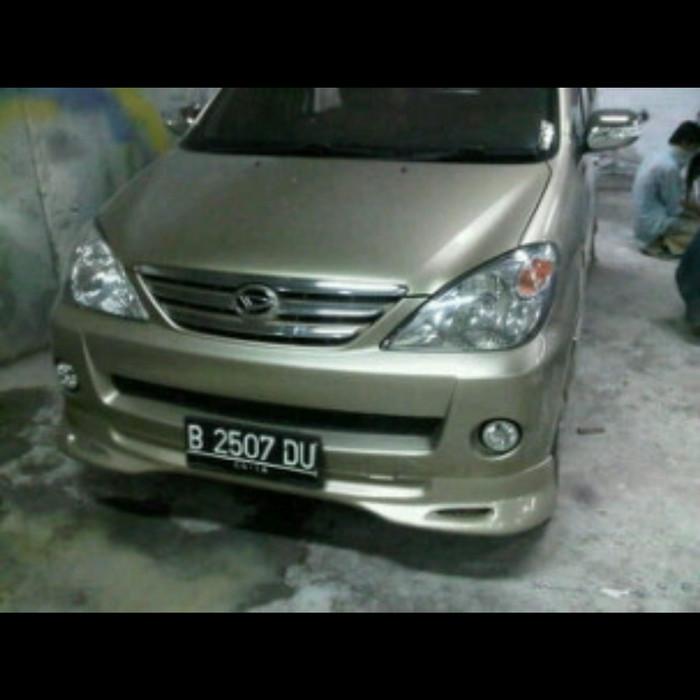 Jual Bodykit Avanza Xenia 2004 2006 Add On Abu Abu Jakarta Utara Jhon Auto Modified Tokopedia