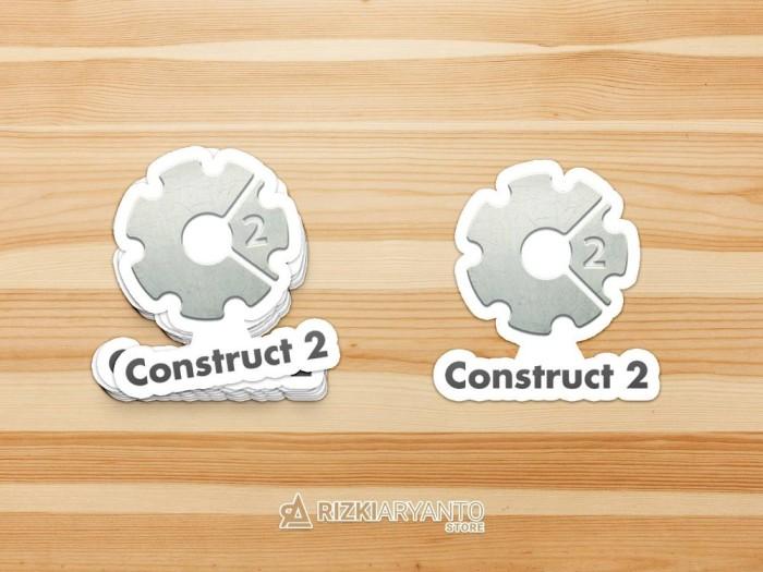 Jual Sticker - Stiker Logo Construct 2 untuk PC Laptop HP dll - Kab  Garut  - R A - Rizki Aryanto | Tokopedia