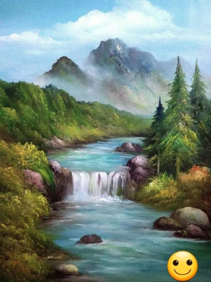 Gunung Gambar Pemandangan Alam Info Tiket
