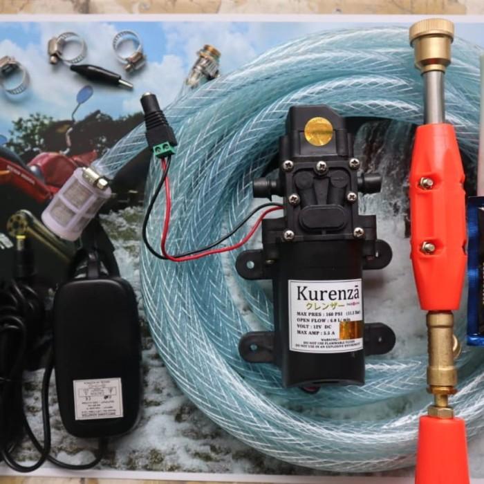 harga Pompa air cuci motor mobil - cuci ac mini steam - mesin pompa steam Tokopedia.com