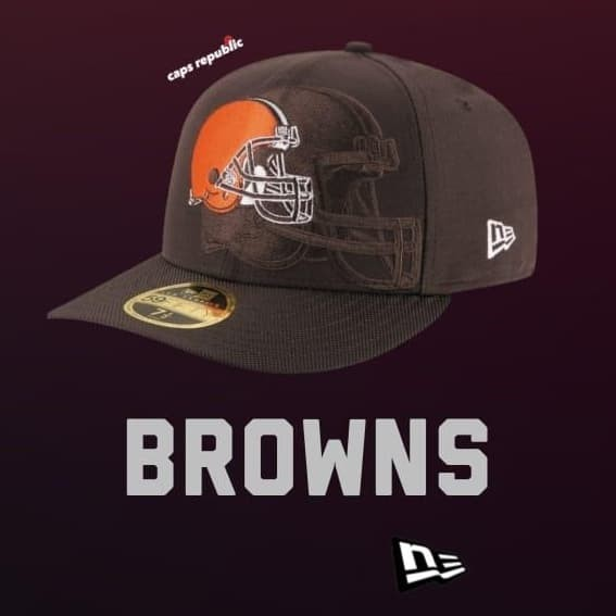 Cleveland Browns Adjustable Youth Baseball Hat NWT