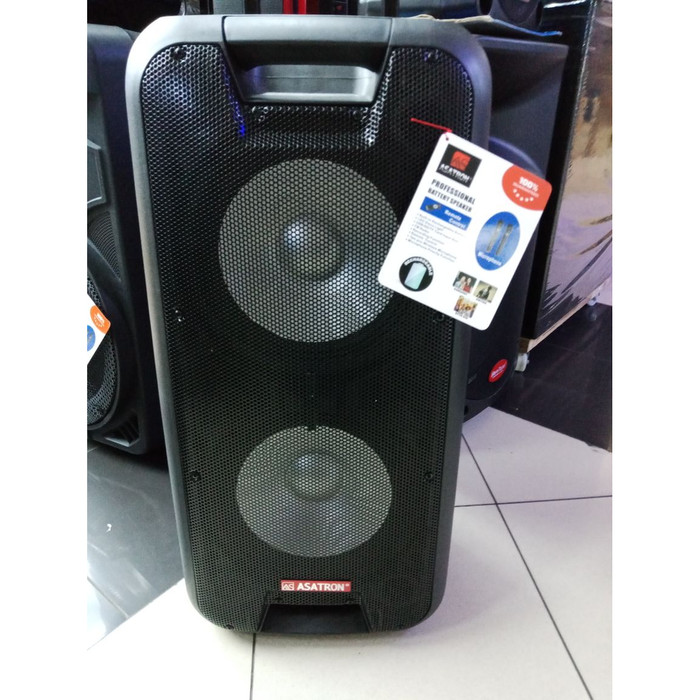 harga Asatron speaker portabel wireless meeting ht-8872 ukm 12 inch Tokopedia.com