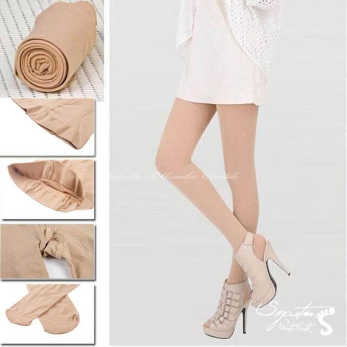 Jual Terhot Stoking Legging Wanita Warna Kulit Tipis Hitam Skin Coklat Jakarta Selatan Rinajayanti Olshop Tokopedia