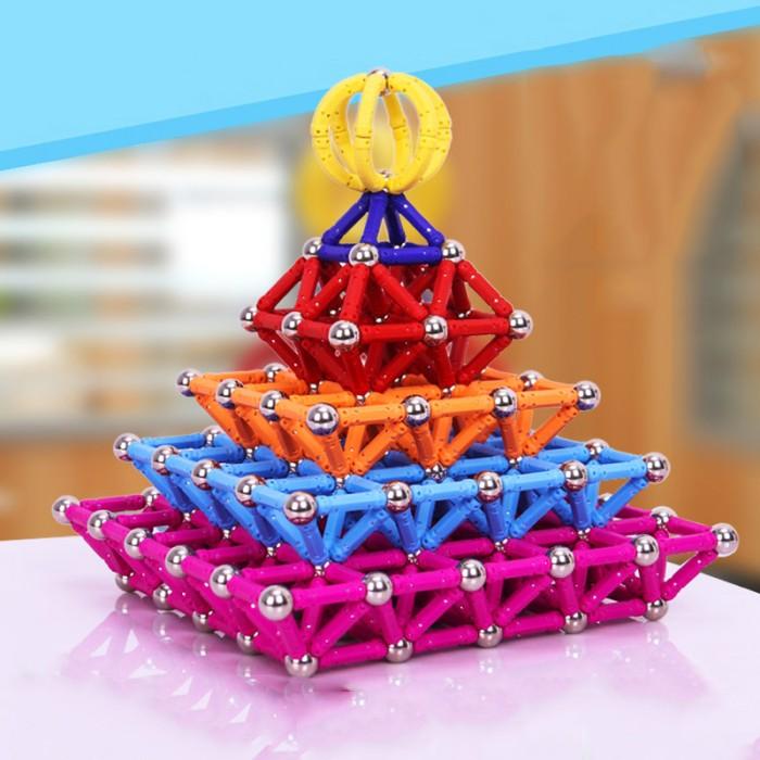 Foto Produk wholesale Magnet Toy Bars Magnetic Building Blocks Construction Toys dari Barang ImCin