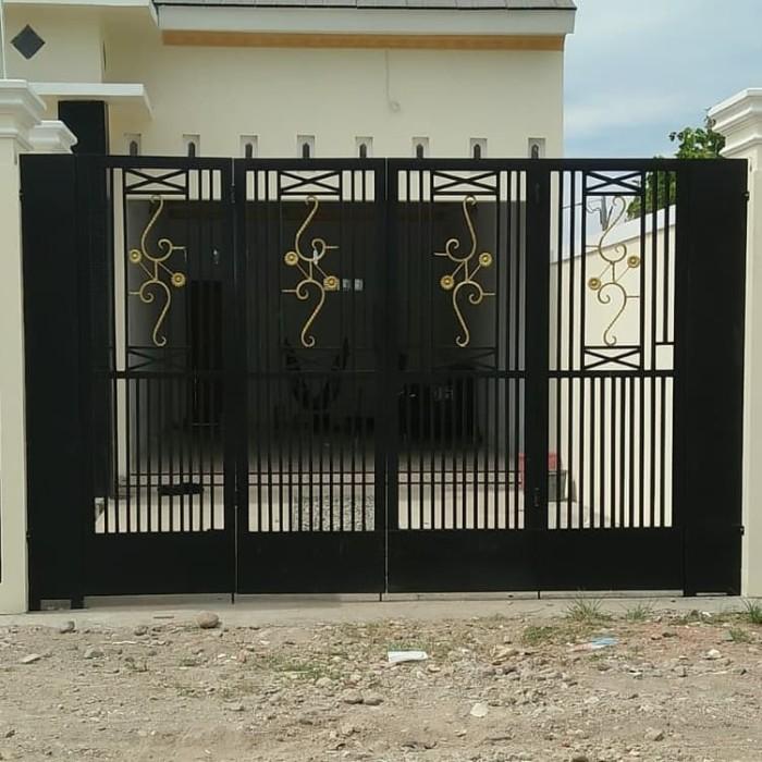 Jual Pagar Besi Minimalis Klasik Terbaru 2019 Kab Cirebon Antika Berkah Las Tokopedia