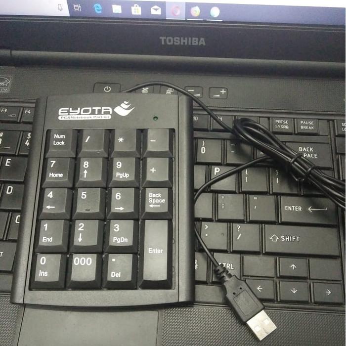 KEYBOARD NUMERIK USB / KEYBOARD ANGKA