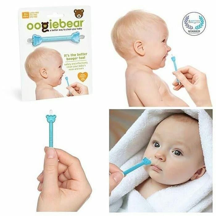 harga Oogiebear-pembersih kotoran kering&basah-hidung&telinga-silikon lembut Tokopedia.com