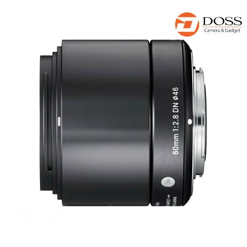 Foto Produk Sigma 60mm f/2.8 DN (A) Black dari DOSS