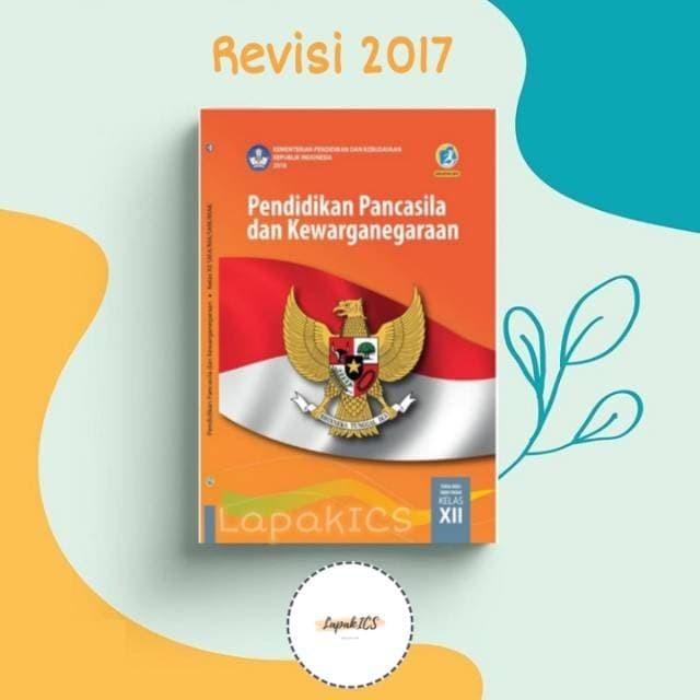 Foto Produk Buku PKN PPKN SMA Kelas 12 Revisi 2017 2018 dari Hijau TuppyOn
