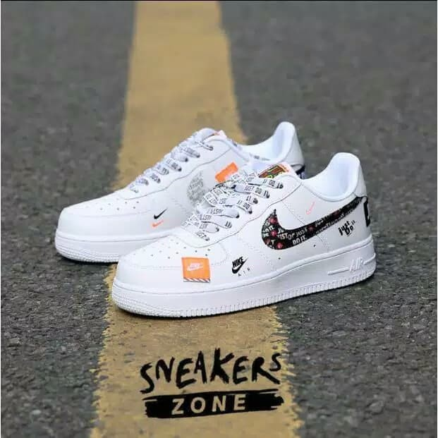 Motivo Estrazione allineamento  Jual Sepatu - Nike Air Force One Low Cut Sneaker - Putih, 42 - Kab. Ngawi -  mzpstore | Tokopedia