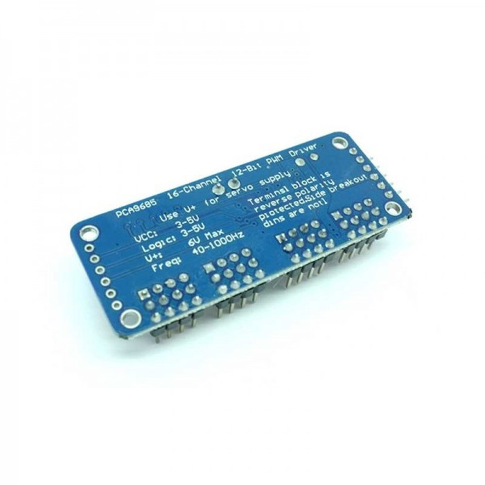 Jual 16 Channel 12Bit PWM Servo Driver I2C Interface PCA9685 - Kota  Surabaya - akhi_shop | Tokopedia