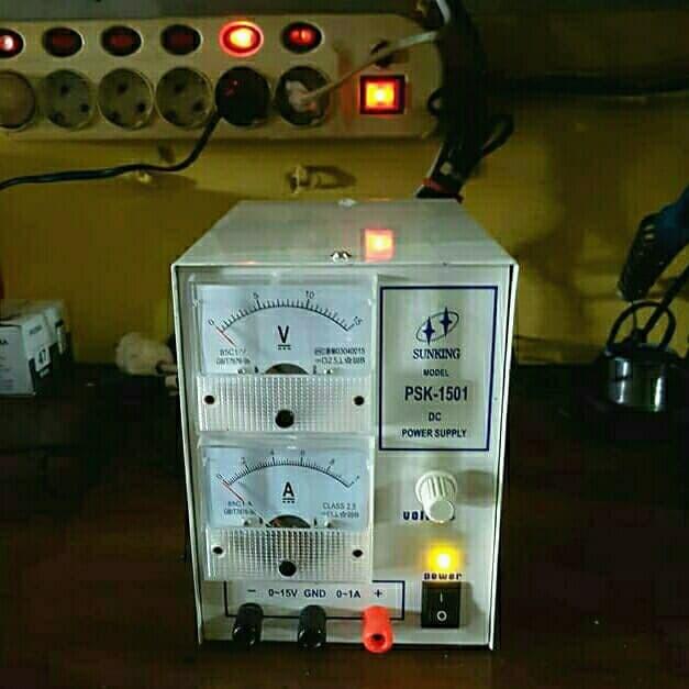 Jual Power Supply DC type PSK-1501 merk SUNKING - Jakarta