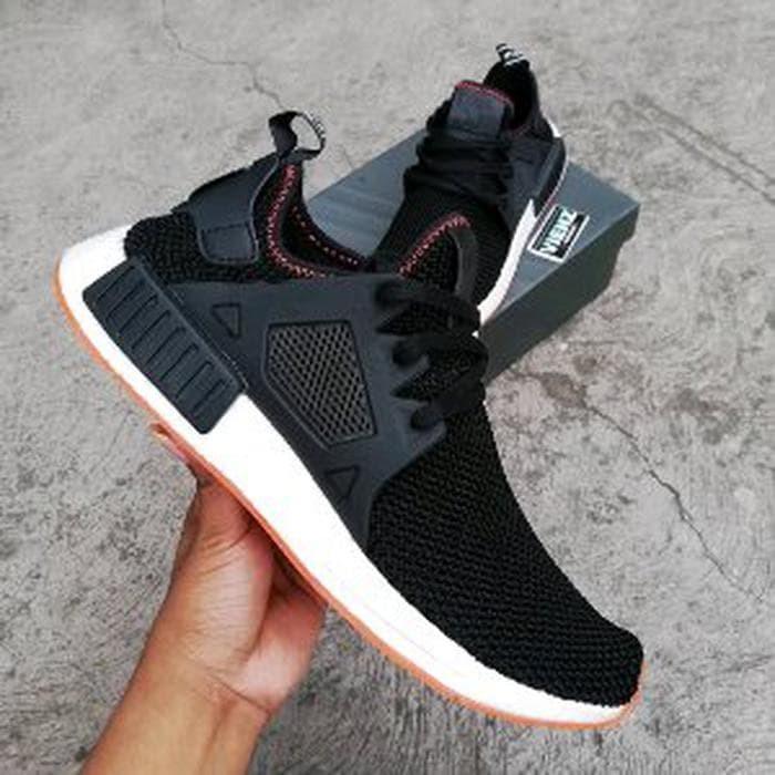 factory price b459d b5725 Jual ADIDAS NMD XR1 CONTRAST STITCH CORE BLACK SOLAR RED U. ori asli - DKI  Jakarta - devidena11 | Tokopedia