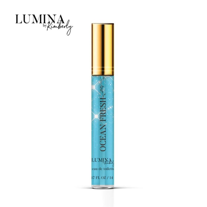 Foto Produk Lumina by Kimberly - Ocean Fresh Eau de toilette dari Lumina by Kimberly