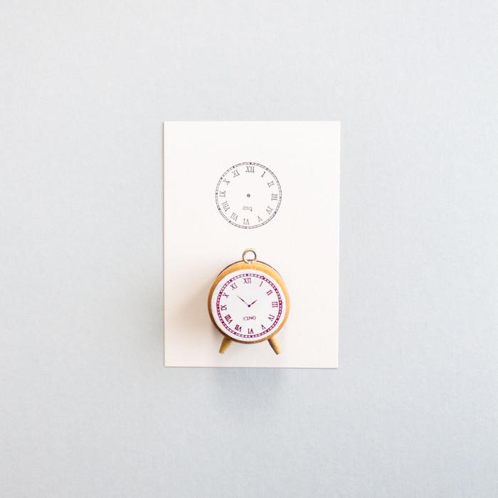 Foto Produk Rubber Stamp Clock dari gudily